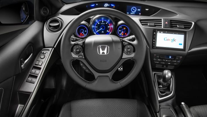 2015 Honda Civic Sport-10