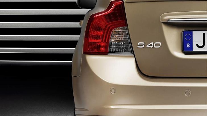 Volvo S40 MY08