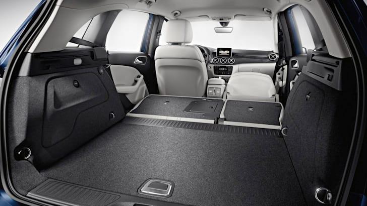 Mercedes-Benz B-Class - Interior Space