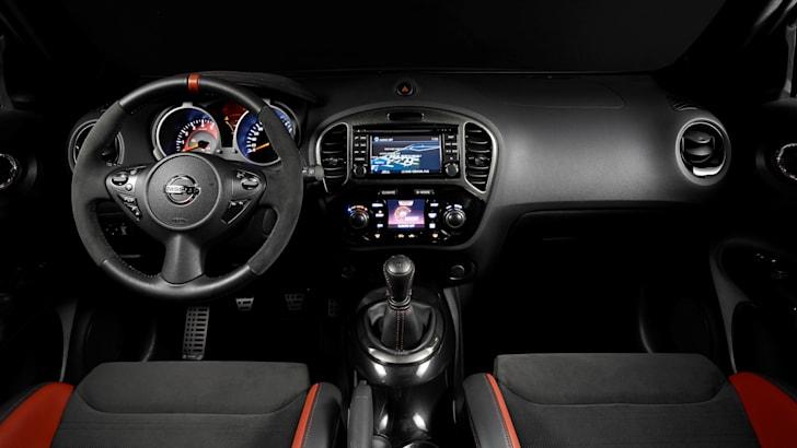 Nissan Juke Nismo RS-15
