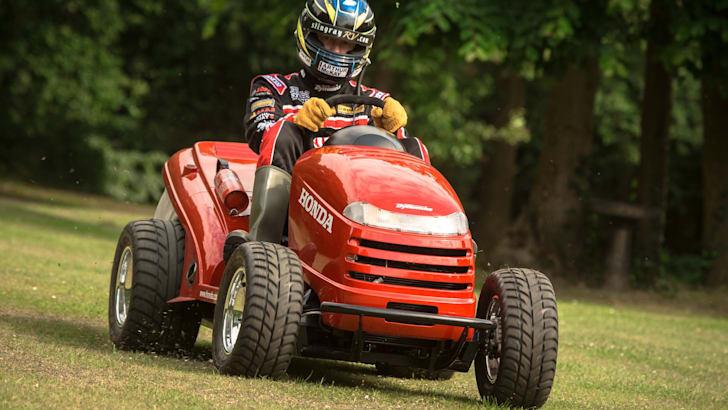 Honda Mean Mower - 3