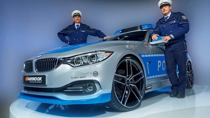 AC Schnitzer BMW 428i Coupe Police Car - 2