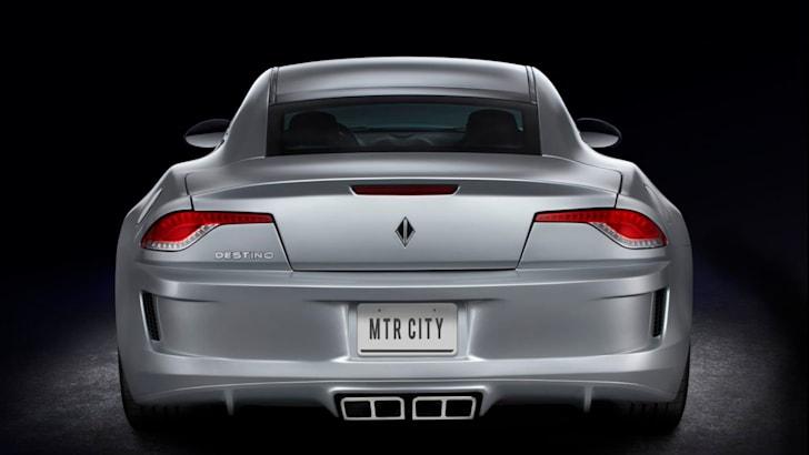 VL Automotive Karma2