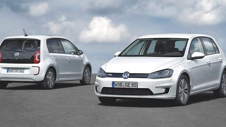 Volkswagen e-Golf - 2