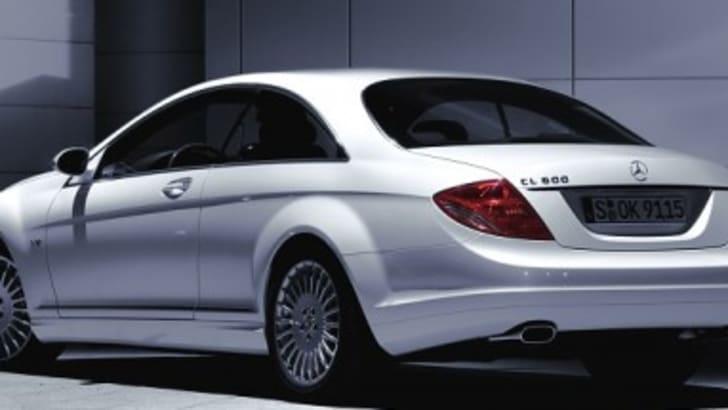 2007 Mercedes CL 600