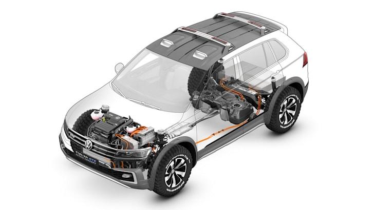 Volkswagen Tiguan GTE7