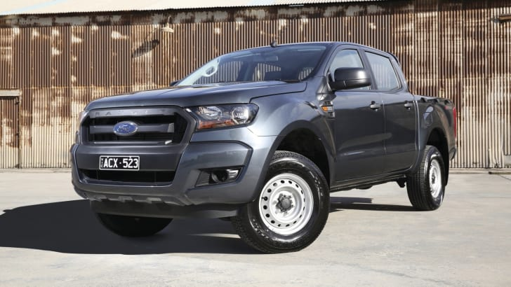 2016 Ford Ranger XL_9