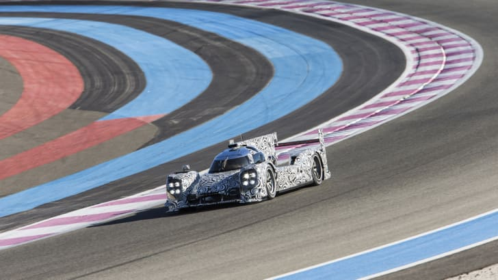 Porsche LMP1 Paul Ricard -2