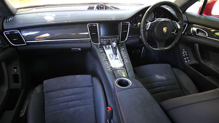 Porsche Panamera GTS - 14