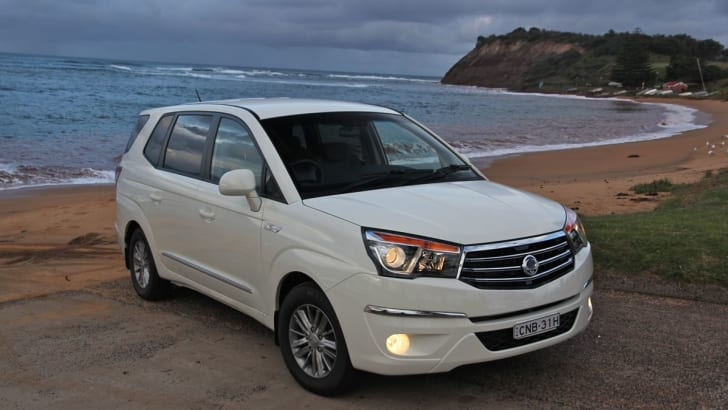 Ssangyong Stavic19