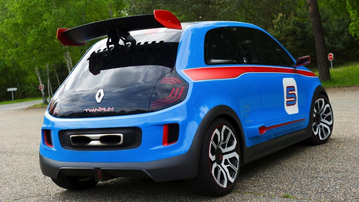 Renault Twin'Run Concept - 2