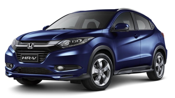 Honda_HR-V_Limited_Edition_front