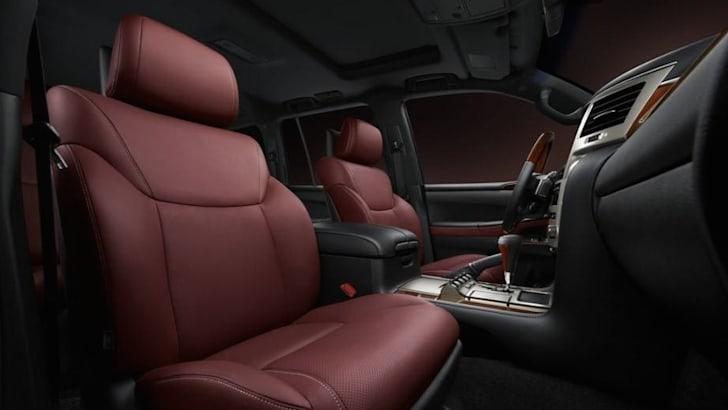 Lexus LX570 Supercharger 2