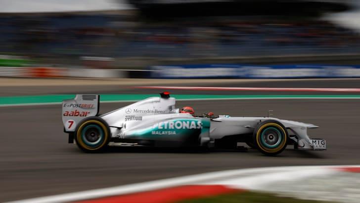 Formel 1, Grand Prix Deutschland 2011, Nuerburgring, 24.07.2011