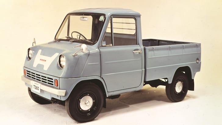 Honda T360 (1960s)