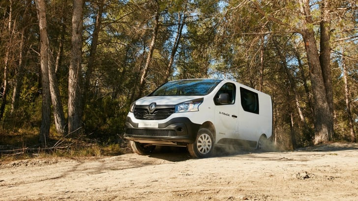 Renault X-Track and 4x4 LCV models_3