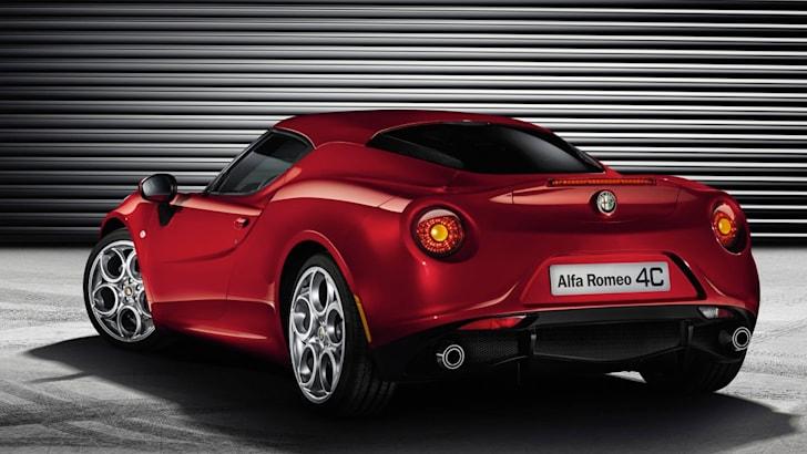 Alfa Romeo 4C - 3