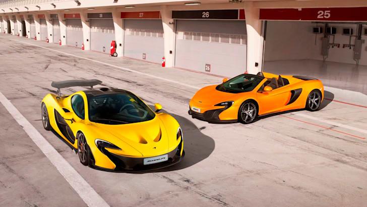 McLaren sales1