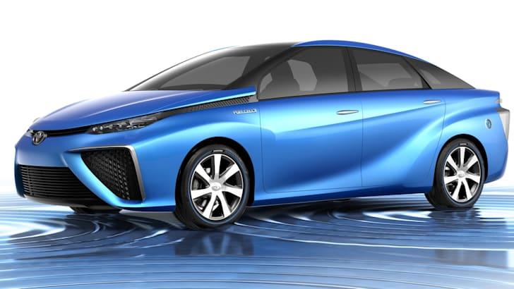 Toyota FCV Concept - 1