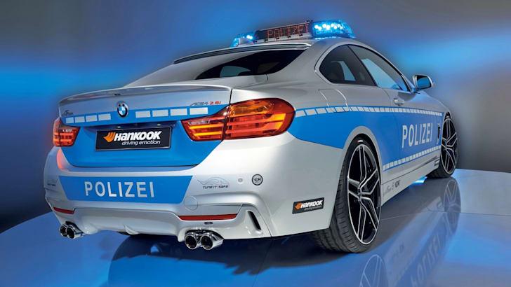 AC Schnitzer BMW 428i Coupe Police Car - 3