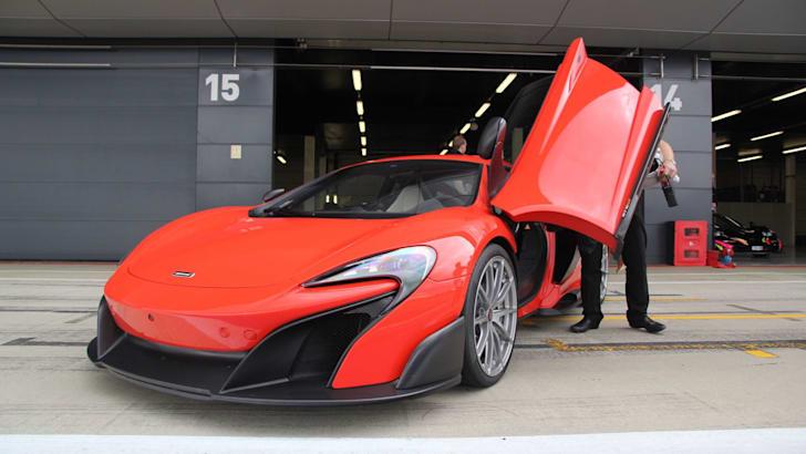 McLaren 675LT11