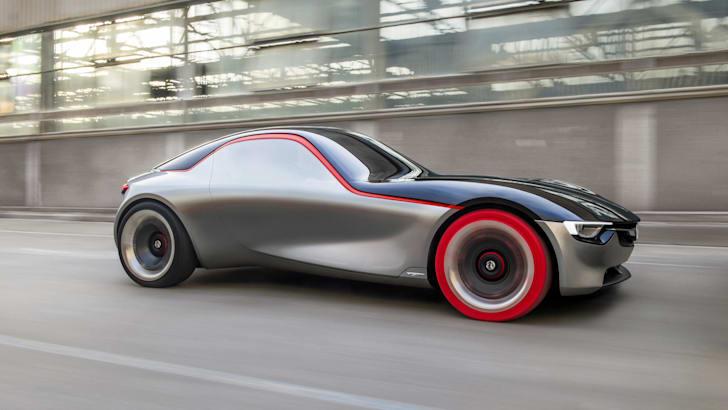 Opel GT 14