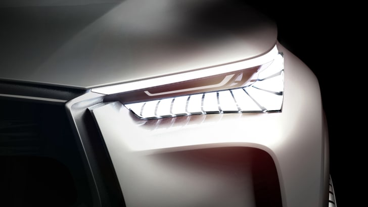 Infiniti QX Sport Inspiration breaks cover ahead of 2016 Beijing Auto Show
