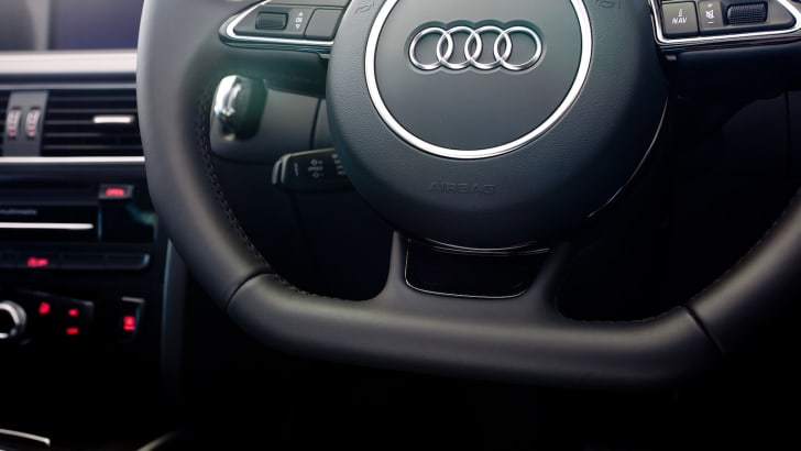 Audi A4 Sport Edition 5
