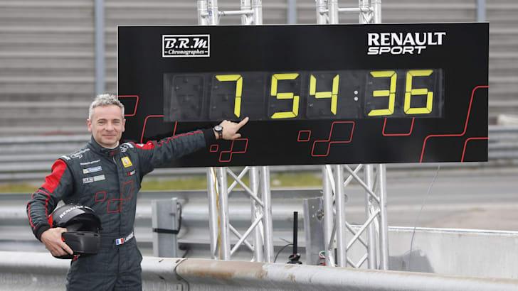 Renault Megane RS 275 Trophy-R 5