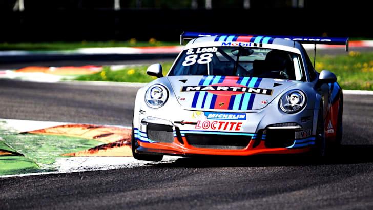 Porsche 911 GT3 Cup - Martini Racing 1