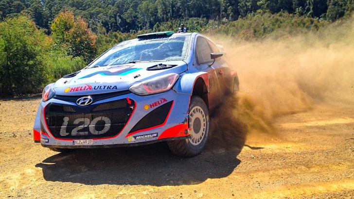 WRC Rally Australia 2014 - 21