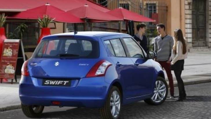 2014 Suzuki Swift Leaked - 8