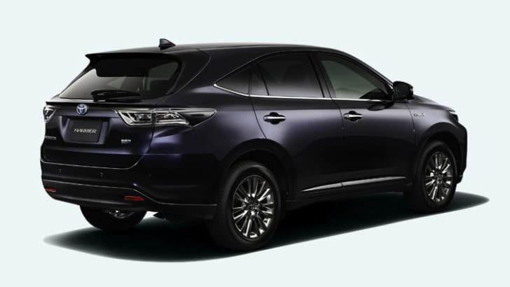 Toyota Harrier 2014 - 4
