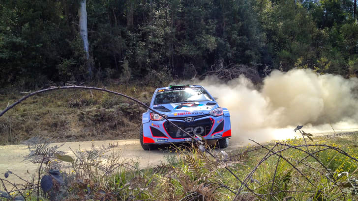 WRC Rally Australia 2014 - 24