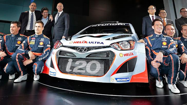 Hyundai i20 WRC - 3