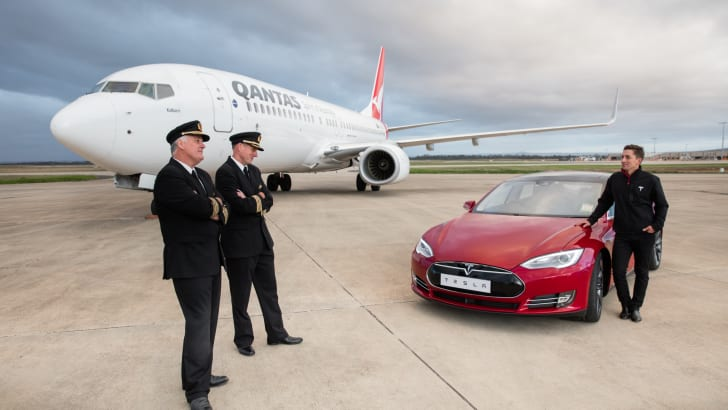 Tesla-Model-S-P90D-QANTAS-737-Drag-Race-3