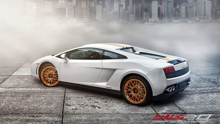 Lamborghini Gallardo LP550-2 Hong Kong Special Edition - 1