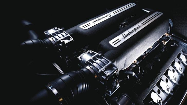 Lamborghini V10 Engine