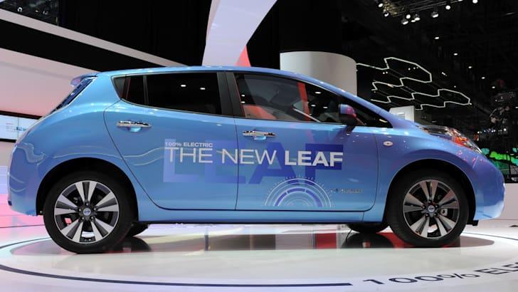 Nissan Leaf - 3
