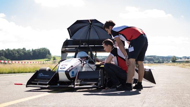 ETH Zurich Formula Student EV - 2