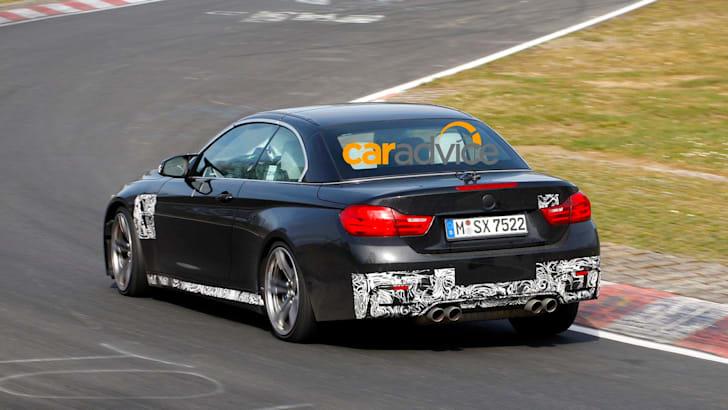 BMW M4 Cabrio 5