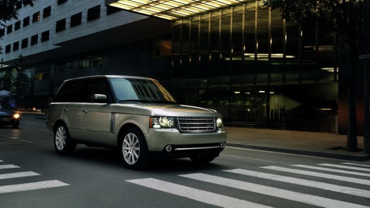 Range Rover Vogue 10MY