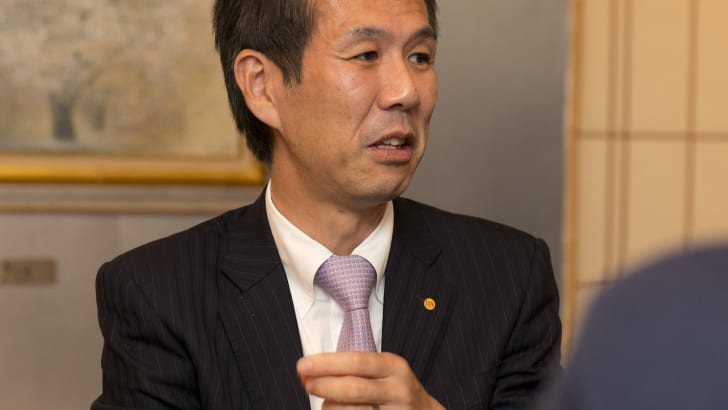 Managing Officer, Satoshi Ogiso