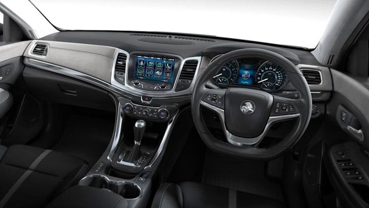 Holden VF Commodore: 'hero' orange, new trim colours | CarAdvice