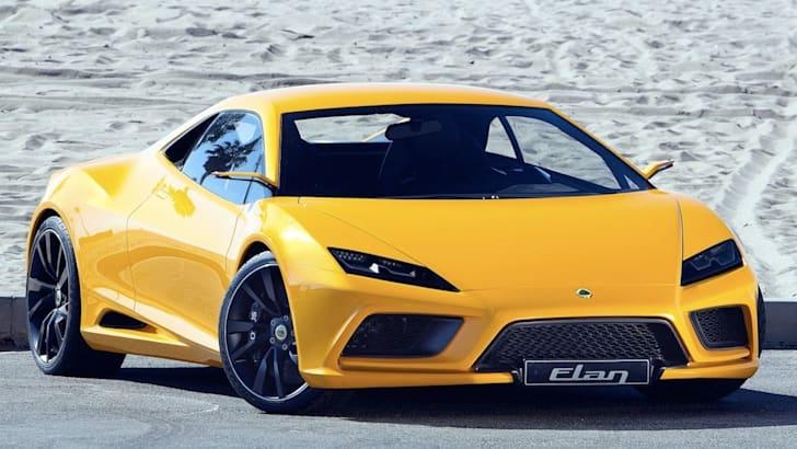 Lotus Elan Concept - 1