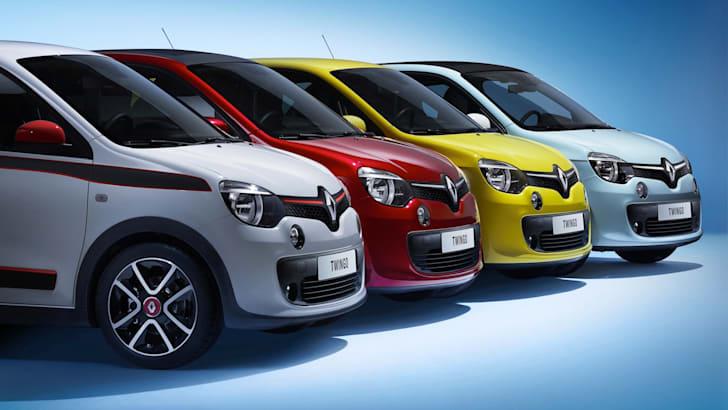 2015 Renault Twingo - 1