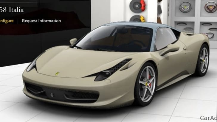 Ferrari Buyers Ditching Red In Favour Of Other Colours Caradvice
