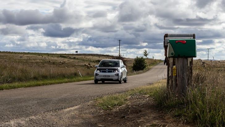Eco-Test Country loop - Audi A3 e-tron v BMW i3 v Citroen C4 Cactus v Toyota Prius-177