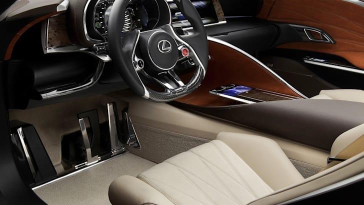 Lexus LF-LC Concept - 2