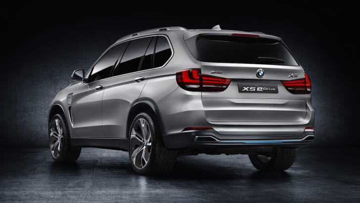 BMW X5 eDrive Concept - 2